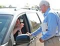 Congressman George Miller attends Sparkpoint Ribbon Cutting Celebration in Bay Point (6299822963).jpg