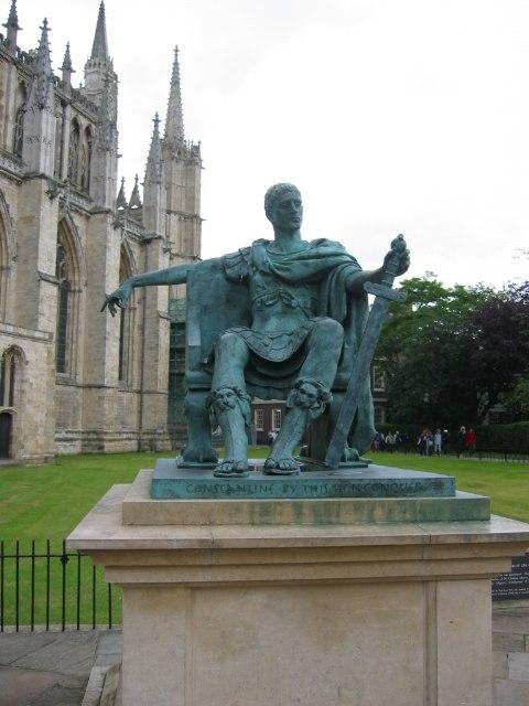 Constantine, York Minster