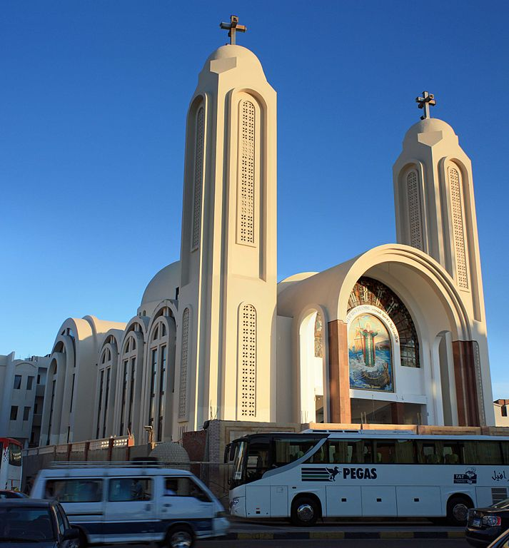Egypt signs a new law on church construction