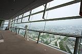 コスモタワー展望台