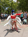 Cosplayer of Ahri, League of Legends in FF24 20140726.jpg