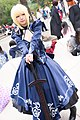Cosplayer of Saber Alter, Fate stay night at CWT45 20170204b.jpg