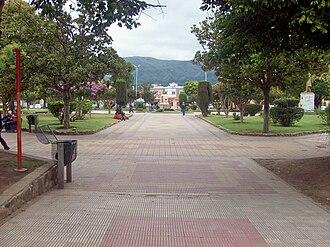 Cosquín, Córdoba - Plaza San Martín
