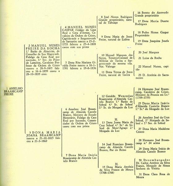 Genealogy Pedigree Chart: Bestand:Costados de Anselmo Braamcamp Freire.jpg - Wikipedia,Chart