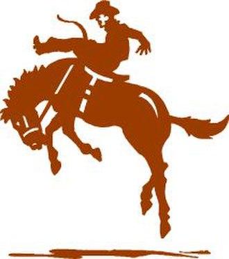 Cooper City High School - Image: Cowboy rider