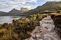 Cradle Mountain and Dove Lake, Tas.jpg