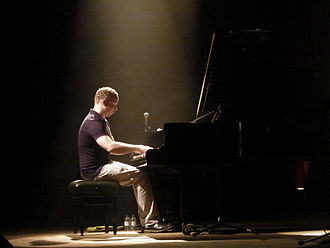 Craig Taborn - Taborn at Seixal Jazz, 2014