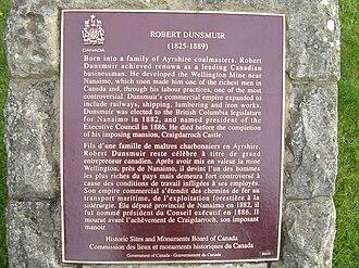 Victoria College, British Columbia - Craigdarroch Castle (History)