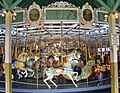 Crescent Park Looff Carousel