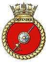 Crest of HMS Defender.jpg