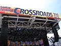 Crossroads stage (4776988084).jpg