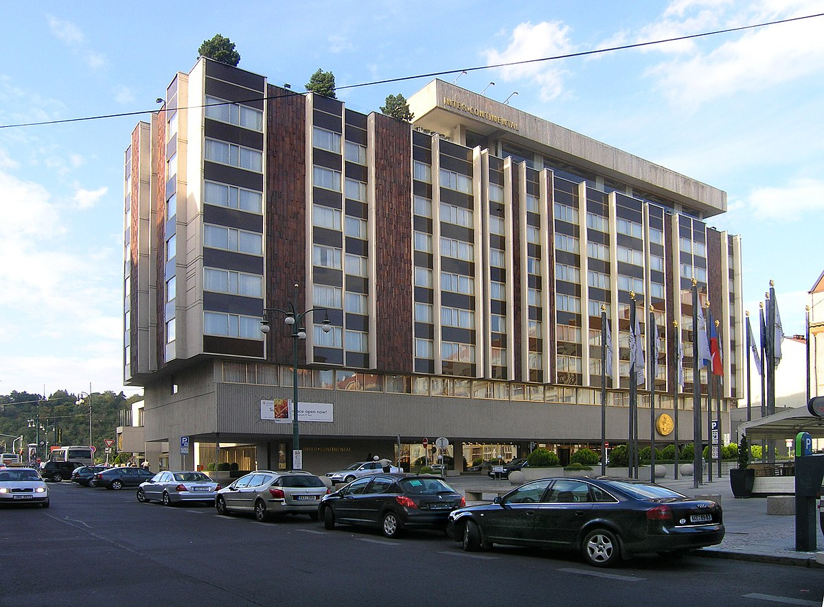 Prague Hotels Near Airport