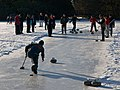 Curling at Craighlaw - geograph.org.uk - 1656034.jpg