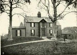 John Cutt - Image: Cutt Ursula house