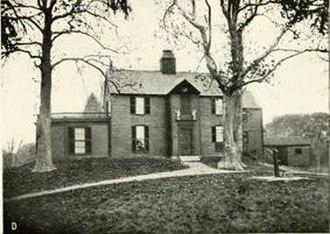 John Cutt - President Cutt's widow, Ursula, built her house at the Cutt family's Pulpit Farm between 1681-5