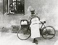 Cykelbud V Malmström 1930.jpg