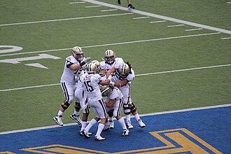 Touchdown - A touchdown celebration