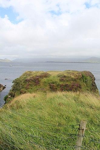 Ard na Caithne - Image: Dún an Óir 0