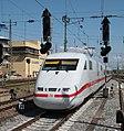 DB ICE 401 & 403 Units at Mannheim Hbf Sunday 14th June 2015.jpg