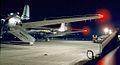 DC-4s at Oakland Airport at night (4443020861).jpg