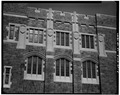 DETAIL OF WEST SIDE - U. S. Military Academy, East Academic Building, West Point, Orange County, NY HABS NY,36-WEPO,1-25-5.tif