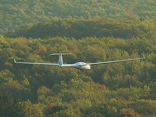 Glaser-Dirks DG-500 aircraft