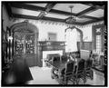 DINING ROOM - Richard A. Carrington House, 508 Washington Street, Lynchburg, Lynchburg, VA HABS VA,16-LYNBU,115-3.tif