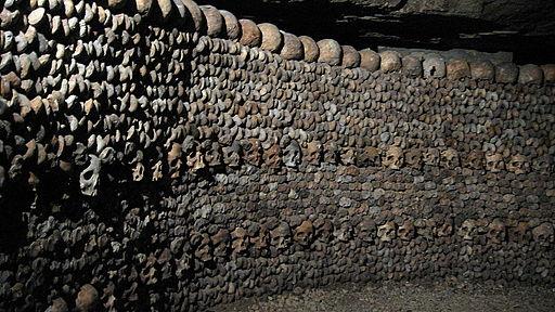 DJJ 1 Catacombes de Paris