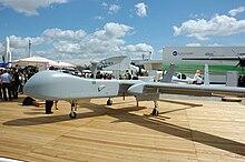 drones militaires