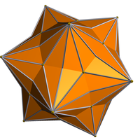 Small dodecacronic hexecontahedron