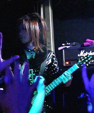 D (band) - Image: D Hide Zou