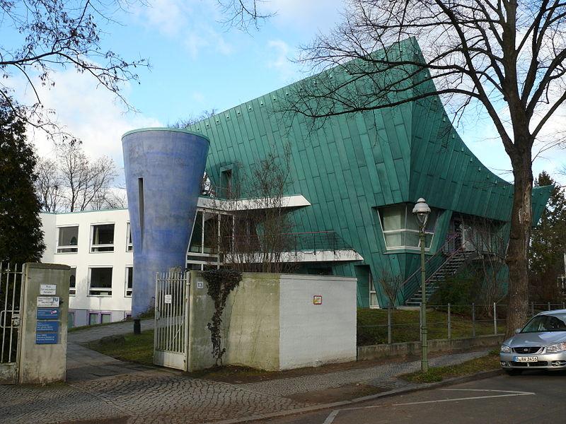 Weiterbildungszentrum der FU Berlin in Dahlem