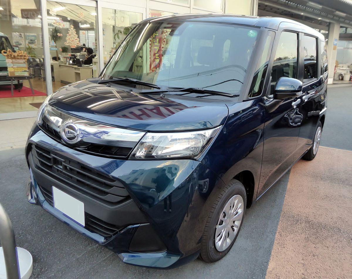 "Daihatsu THOR G""SA II"" (DBA-M900S) front.jpg"