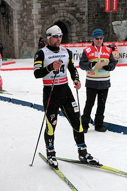 Dakota Blackhorse-Von Jess FIS Cross-Country World Cup 2012 Quebec.jpg