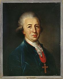 Karl Theodor von Dalberg, um 1791, Gleimhaus Halberstadt (Quelle: Wikimedia)
