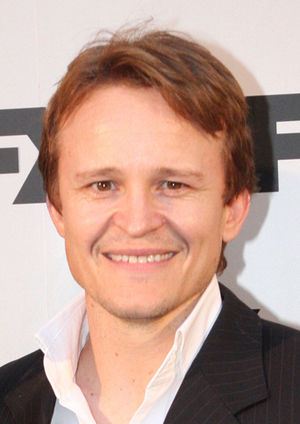 Damon Herriman - Herriman at the Call Me Fitz - FX Event At Swifts, Darling Point, Sydney, in Feb 2012