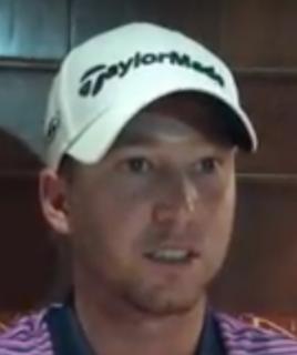 Daniel Berger (golfer) American professional golfer