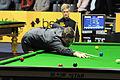 Daniel Wells and Neil Robertson at Snooker German Masters (DerHexer) 2013-01-30 08.jpg