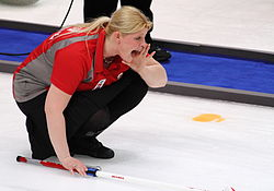 Danish curler at Olympics 2010.jpg
