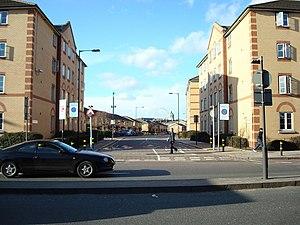 London South Bank University - LSBU accommodation: Dante Road