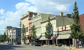 Danville, Kentucky - Downtown Danville