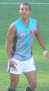 Danyle Pearce Australian rules footballer