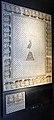 Daphné, mosaico della fenice con cornice di capri affrontati, VI sec dc. 01.JPG