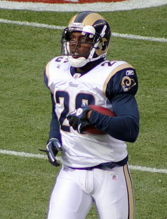Darian Stewart - Stewart playing for the Rams in 2010.