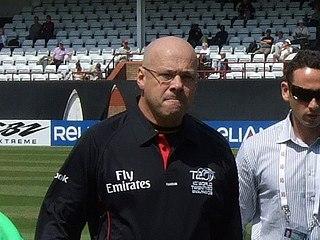 Daryl Harper cricket umpire