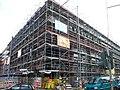 Das Neue Einkaufcenter in Bramfeld (noch nicht Fertig) - panoramio.jpg