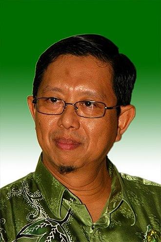 Opposition (Malaysia) - Image: Datuk Seri Ir Mohammad Nizar Jamaluddin