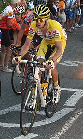Millar at the 2007 Tour de France d72bf1be2