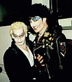 David Nehls & William E Lester Rocky Horror 1996.jpg