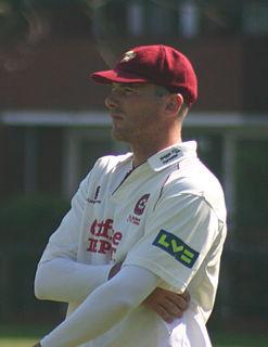 David Wigley English cricketer